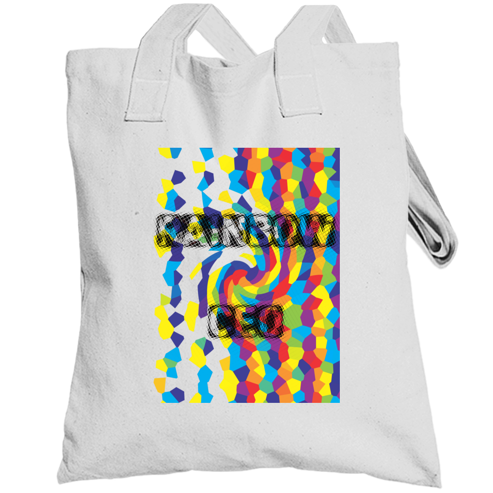 Rainbow Ceo Cooking/ Grilling Totebag