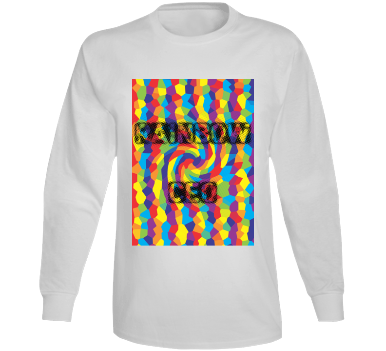 Rainbow Ceo Collection 100% Cotton Long Sleeve