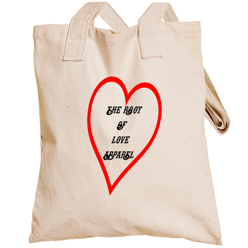 The Root Of Love Totebag