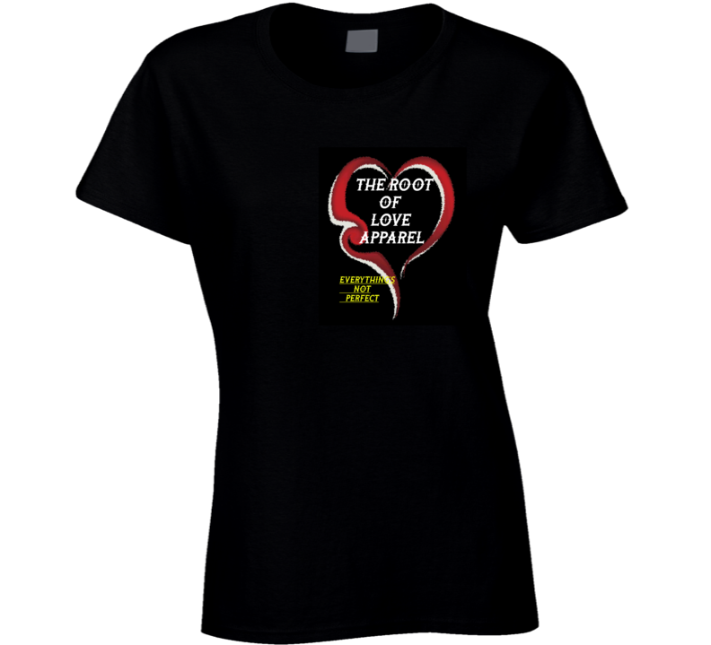 The Root Of Love 2020 Chris Hughes Collection Ladies T Shirt