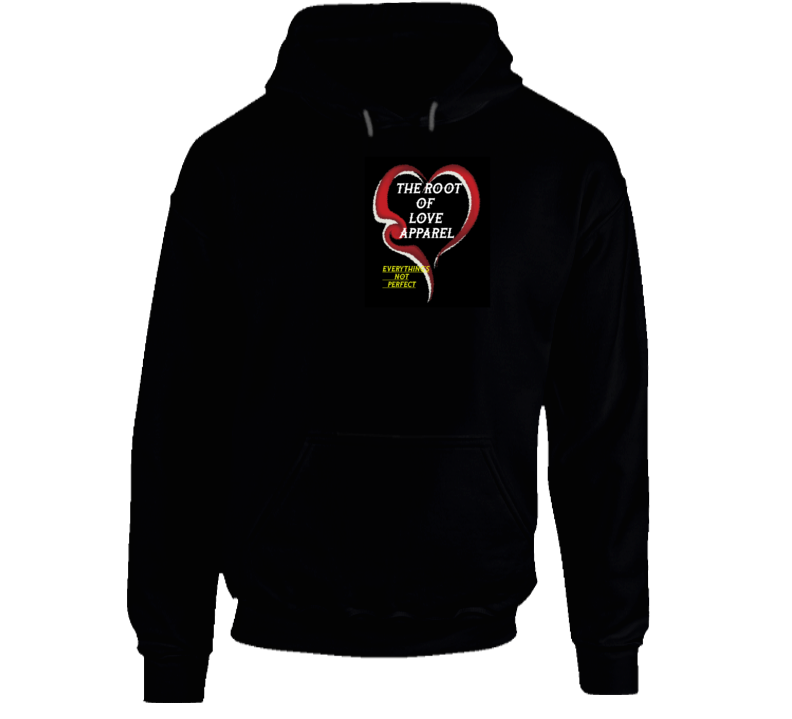 The Root Of Love 2020 Chris Hughes Collection Hoodie