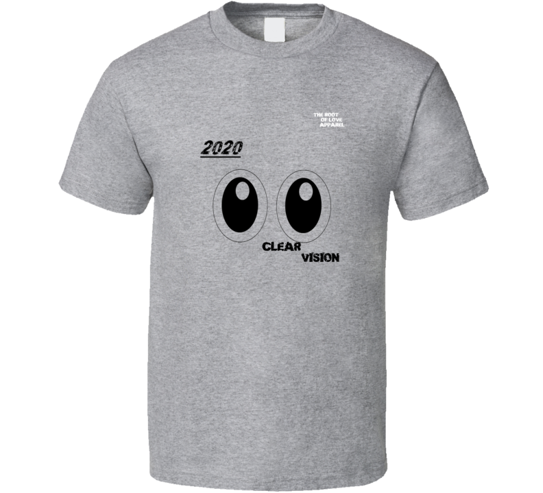 2020 Clear Vision From The Chris Hughes Collection T Shirt