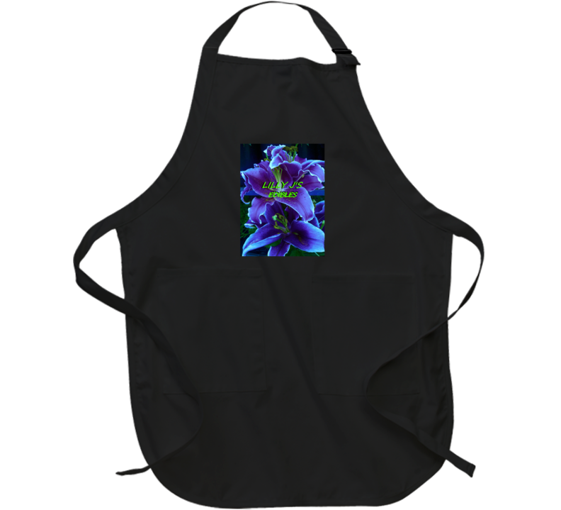Lilly J's Cooking And Edibles Apron