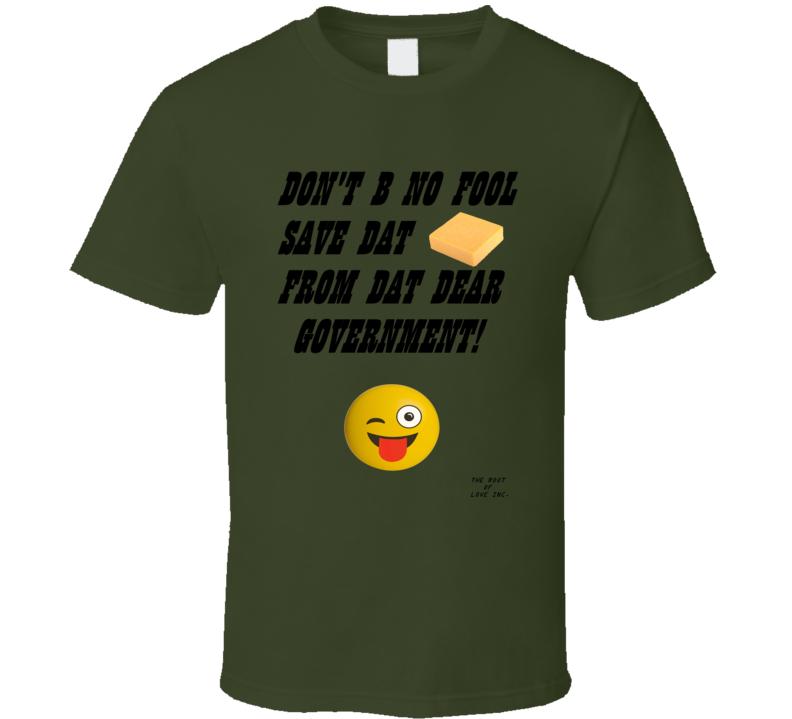Save Dat Doe T Shirt