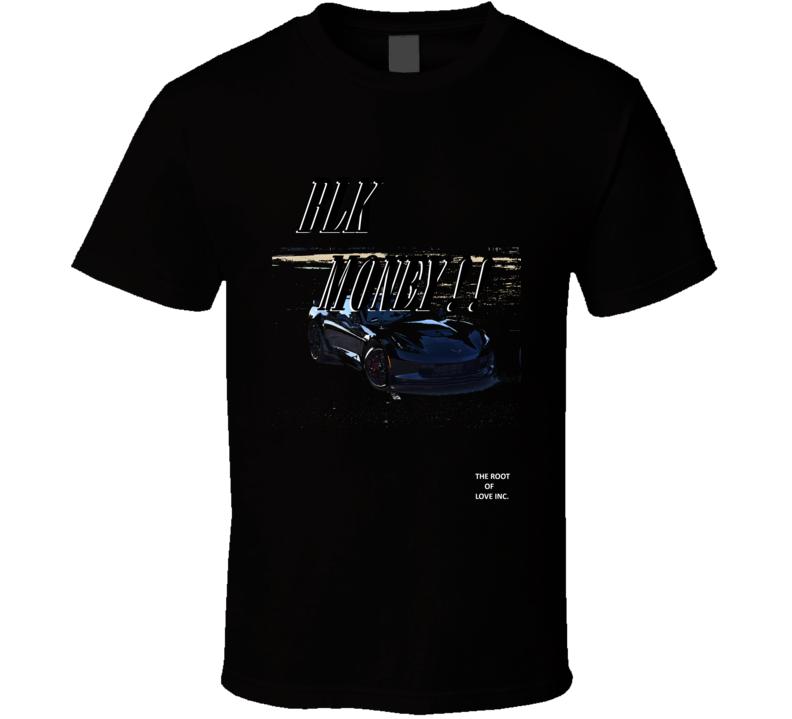 Blk Money Club T Shirt