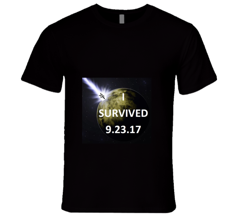 I Survived 9.23.17 T Shirt