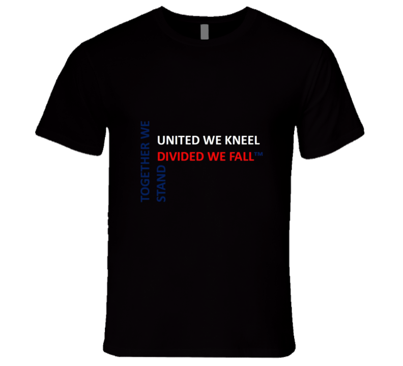 United We Kneel 2 T Shirt