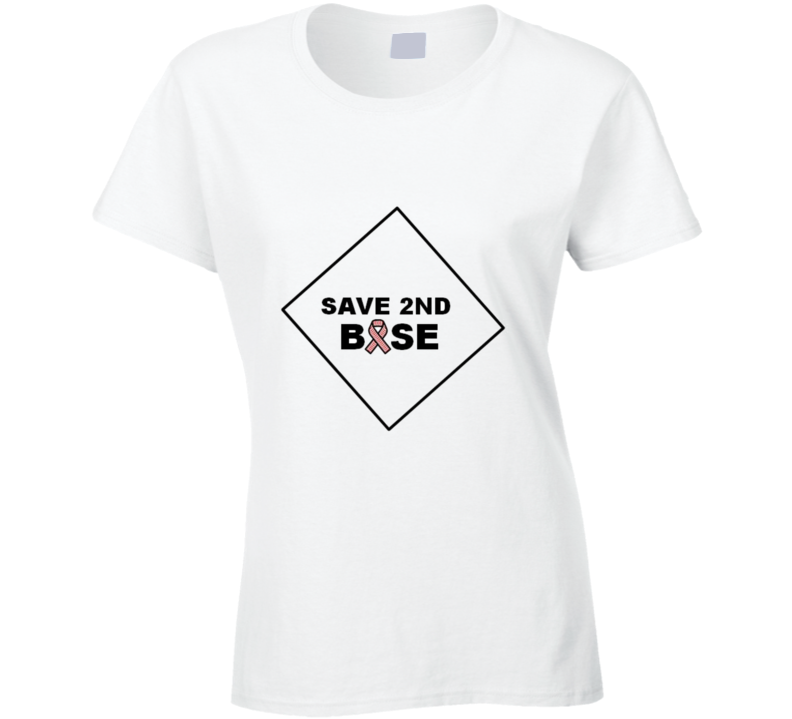 Save 2nd Base 2 T Shirt