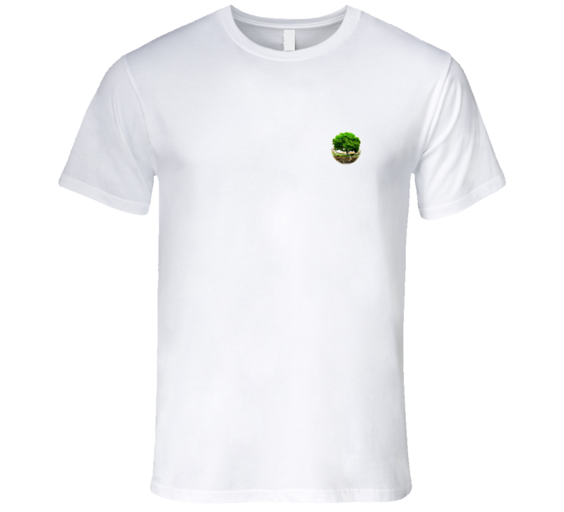 Tree In A Glass (small) T Shirt