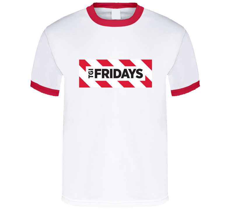 TGI Fridays Fan T Shirt