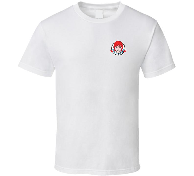 Wendy's (small) Fan T Shirt