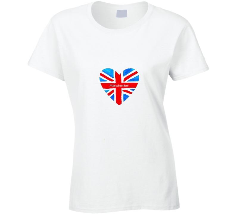 #StandWithManchester Fan T Shirt
