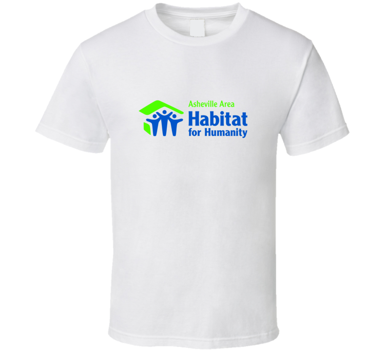 Habitat for Humanity Fan T Shirt
