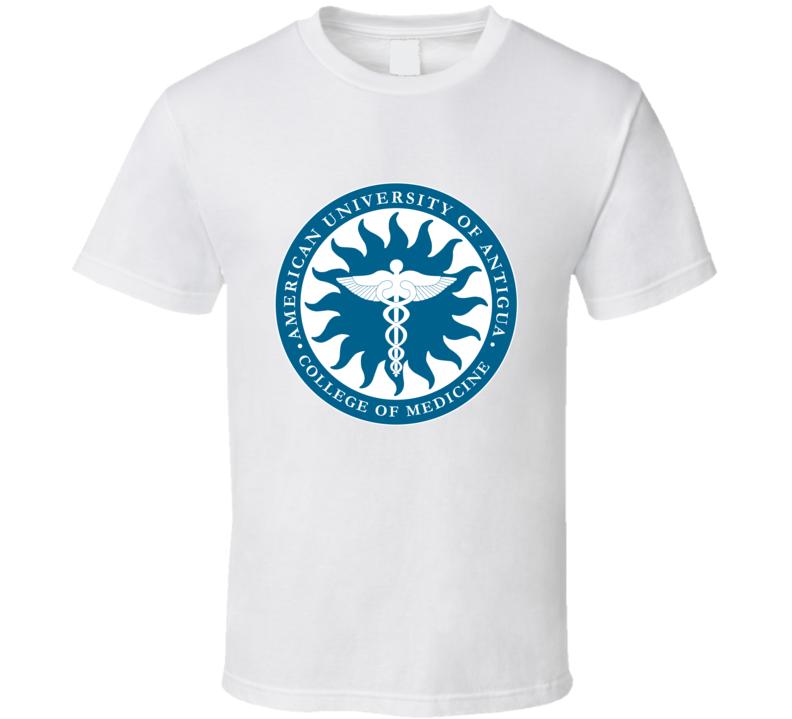 University Of Antuiga Fan T Shirt