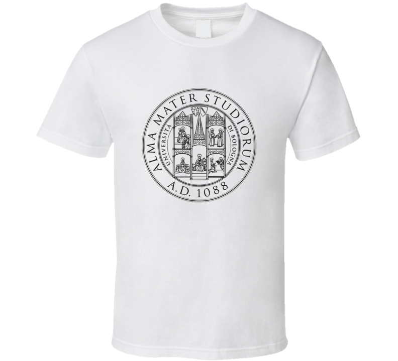 University Of Bologna Italy Fan T Shirt