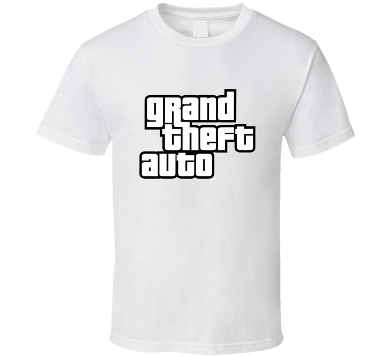 Grand Theft Auto Fan T Shirt