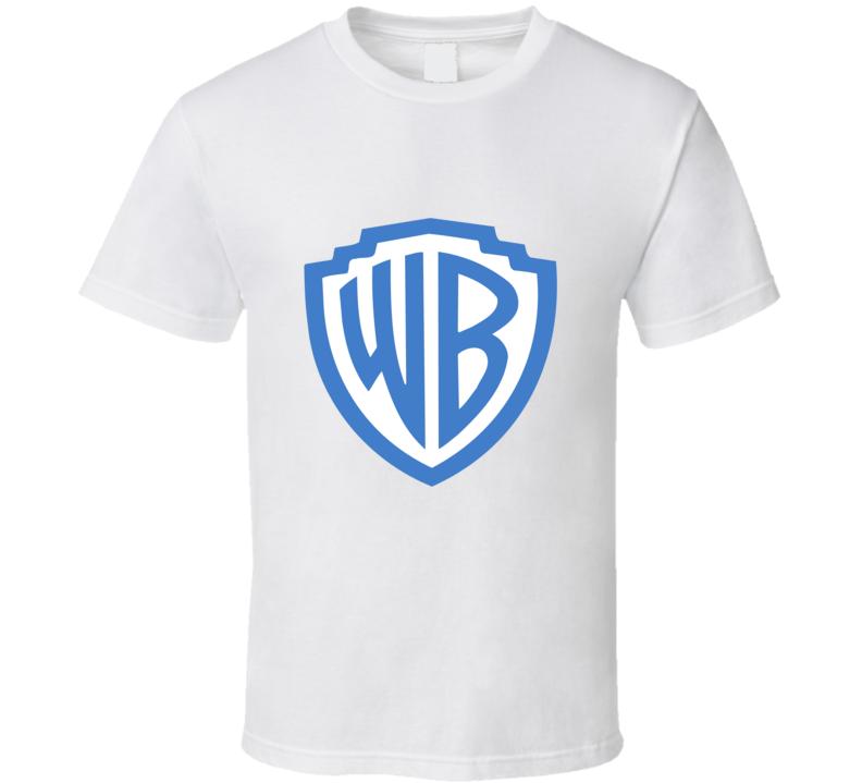 Warner Brothers Logo Fan T Shirt