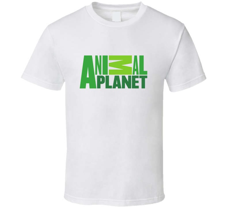 Animal Planet Fan T Shirt