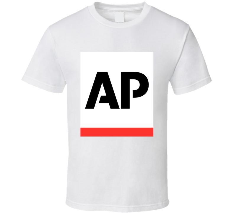 Associated Press Fan T Shirt