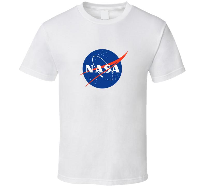Nasa Fan T Shirt