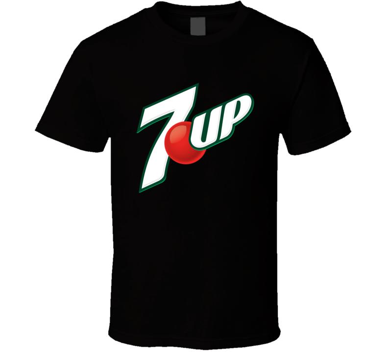 7up Drinks Fan T Shirt