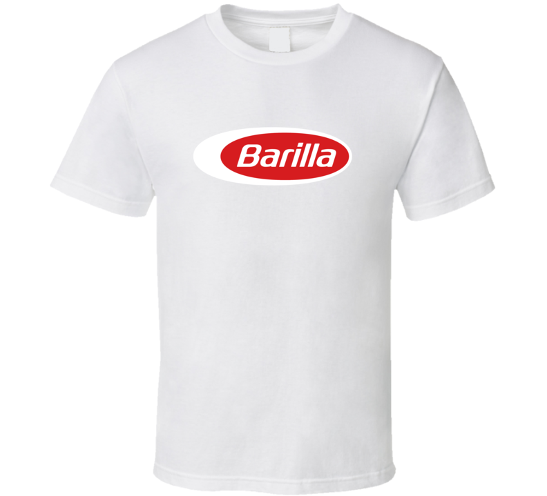 Barilla Italian Food Company Fan T Shirt
