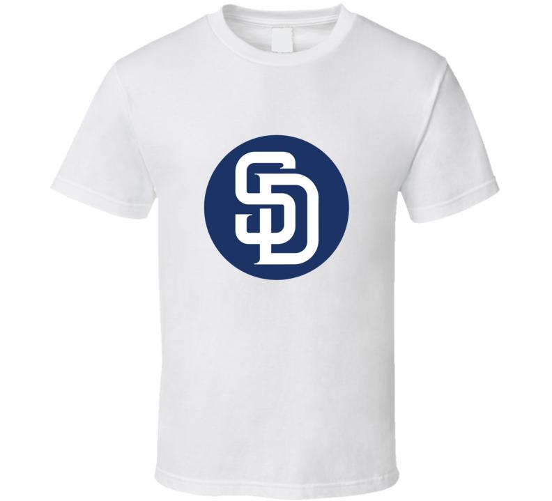 San Diego Padres Baseball Fan T Shirt