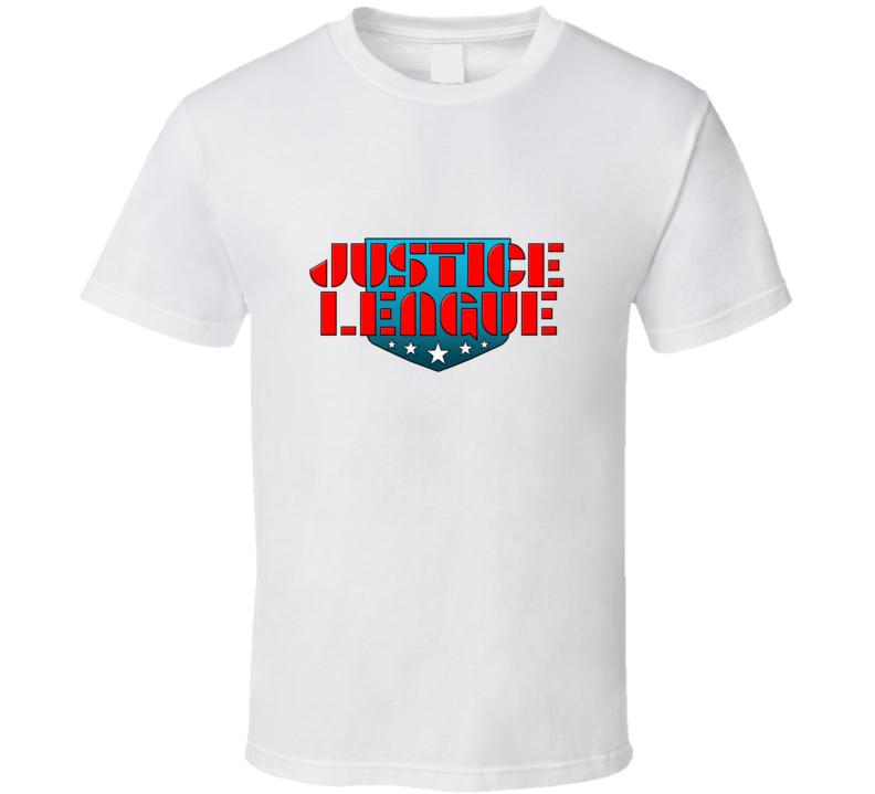 Justice League Comics Fan T Shirt
