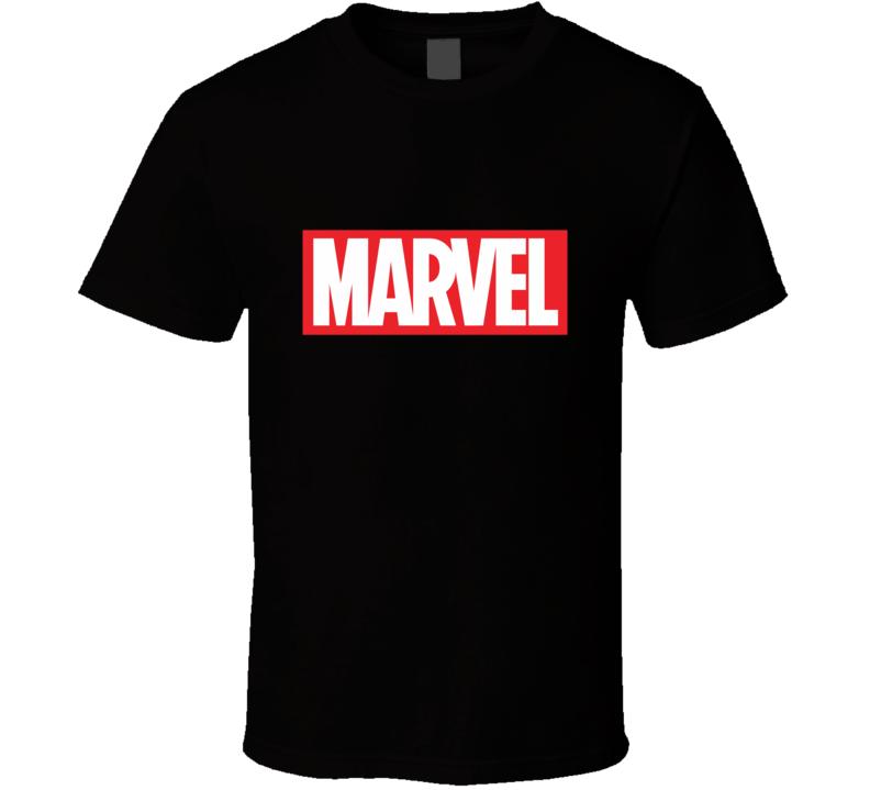Marvel Fan T Shirt