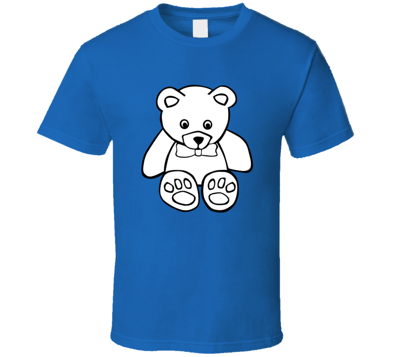 Kids Teddy T Shirt