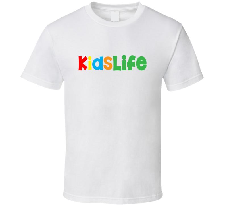 Kids Life T Shirt