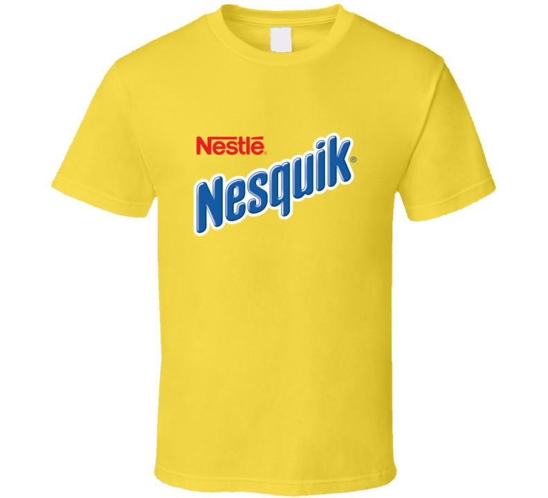Nesquik Fan T Shirt