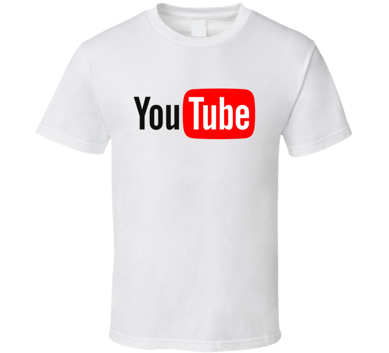 YouTube Fan T Shirt
