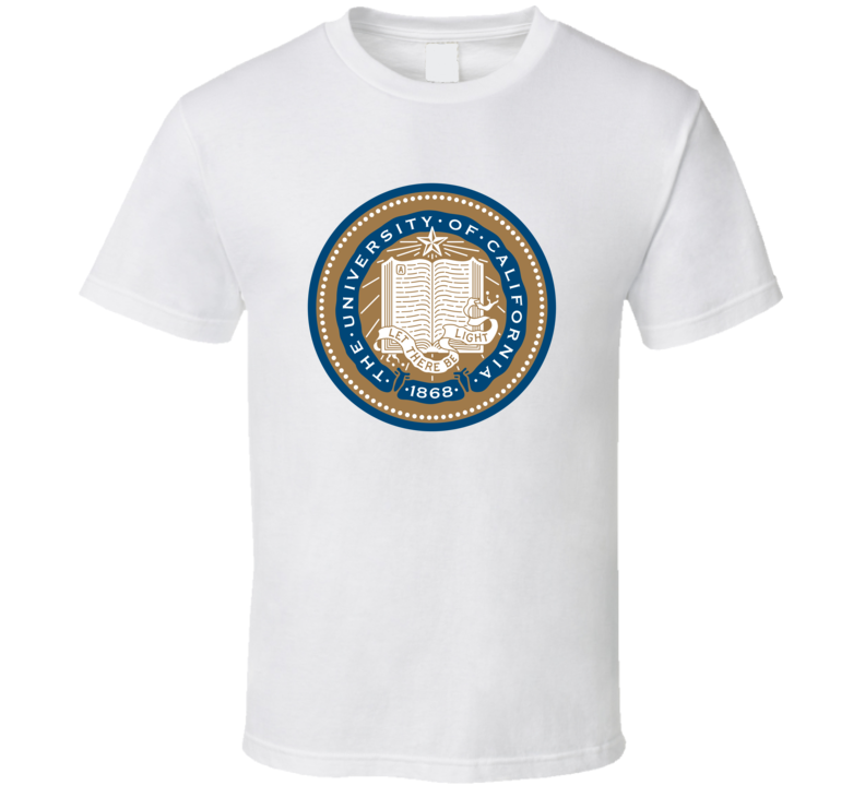 University Of California Fan T Shirt