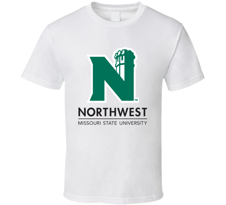 Northwest Missouri State University Fan T Shirt