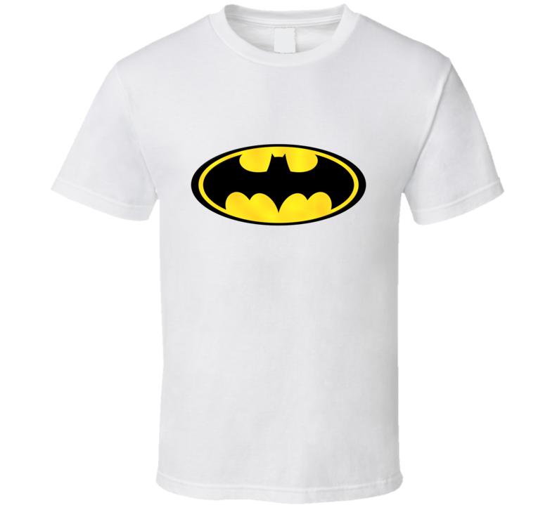 Batman Emblem Fan T Shirt
