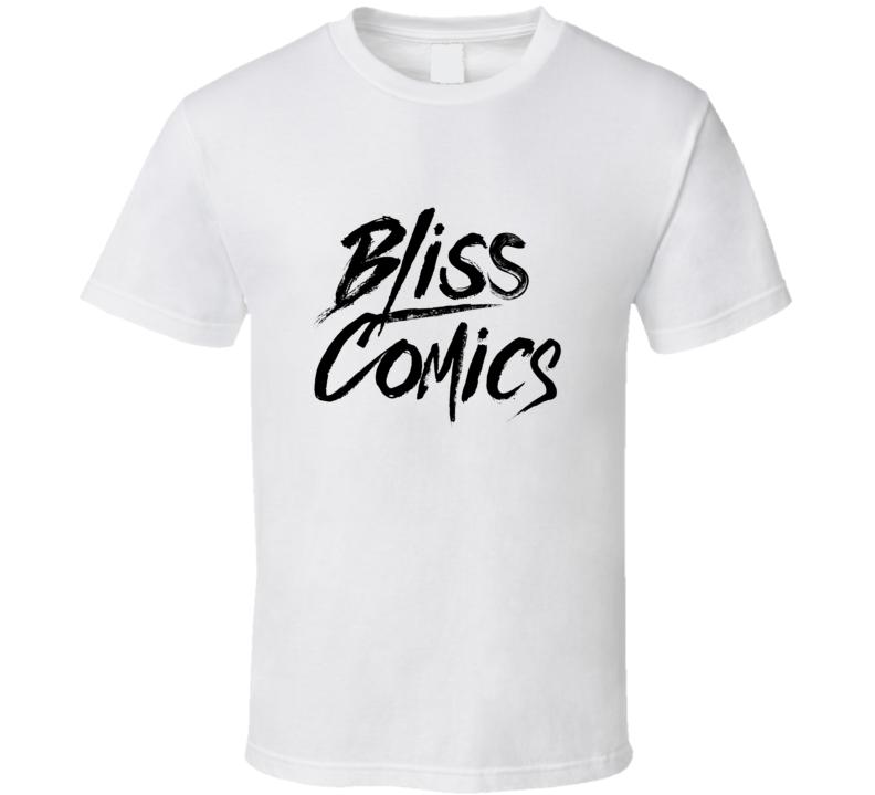 Bliss Comics Fan T Shirt