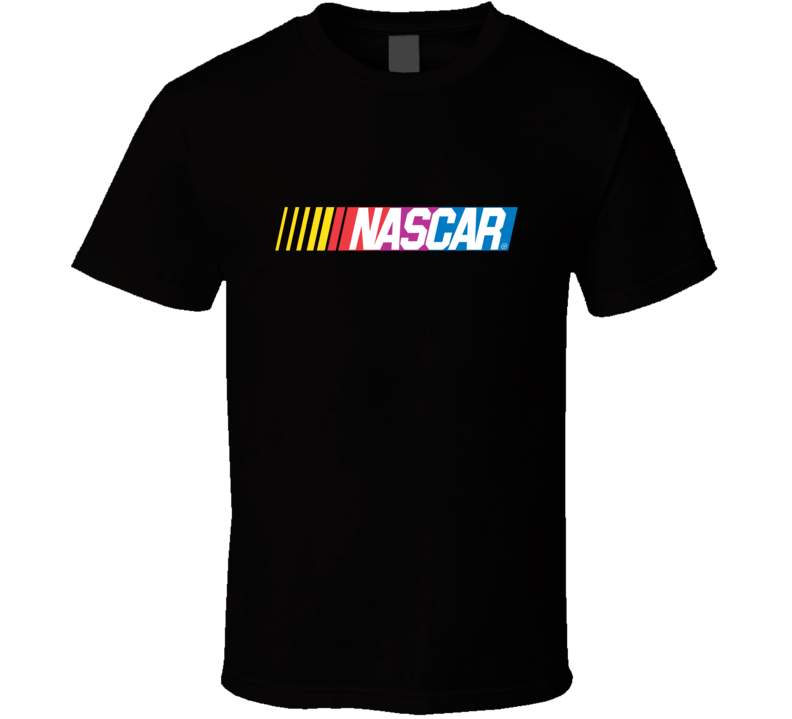 Nascar (Colorful) Fan T Shirt