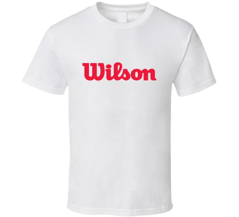 Wilson Racquet Designer Fan T Shirt
