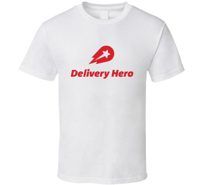 Delivery Hero Fan T Shirt