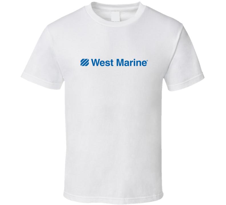 West Marine Fan T Shirt
