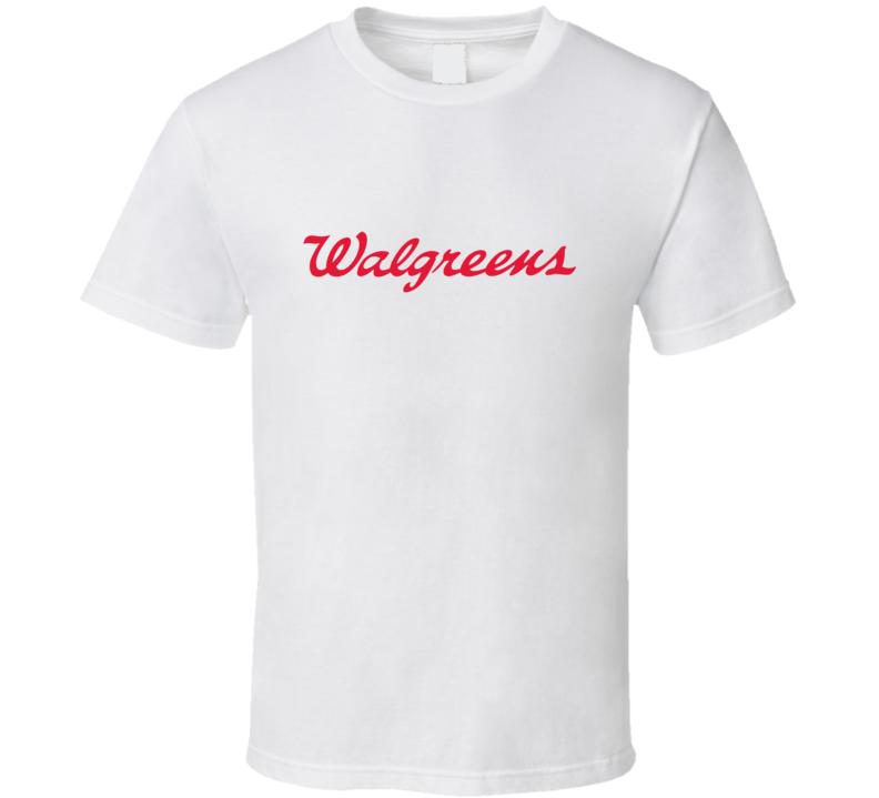 Walgreens Fan T Shirt