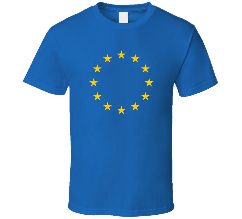 EU Stars T Shirt