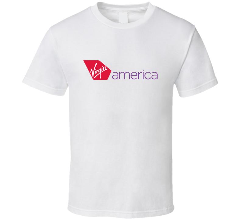 Virgin America Fan T Shirt