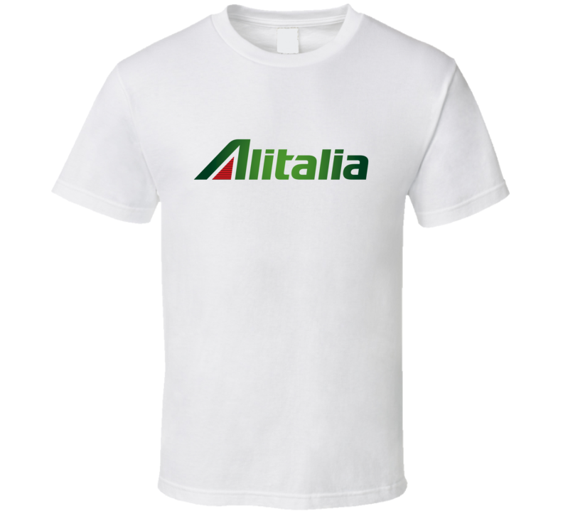 Alitalia Fan T Shirt