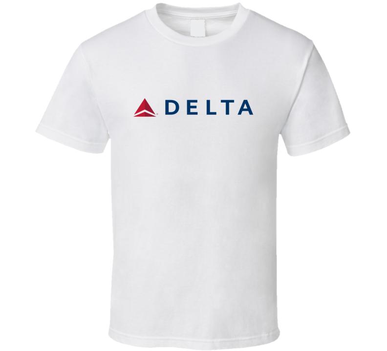 Delta Airlines Fan T Shirt