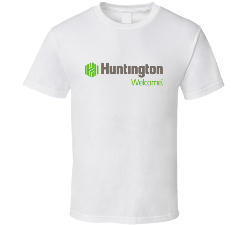 Huntington Bank Fan T Shirt