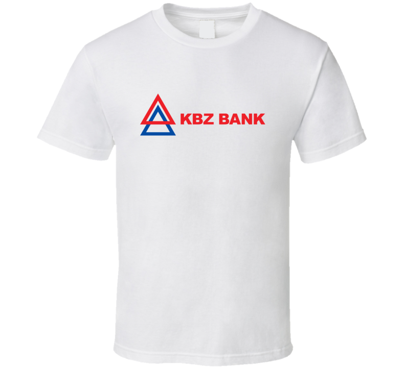 KBZ Bank Fan T Shirt