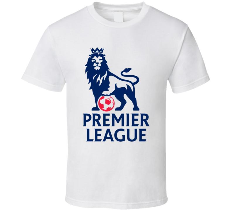 English Premier League Fan T Shirt