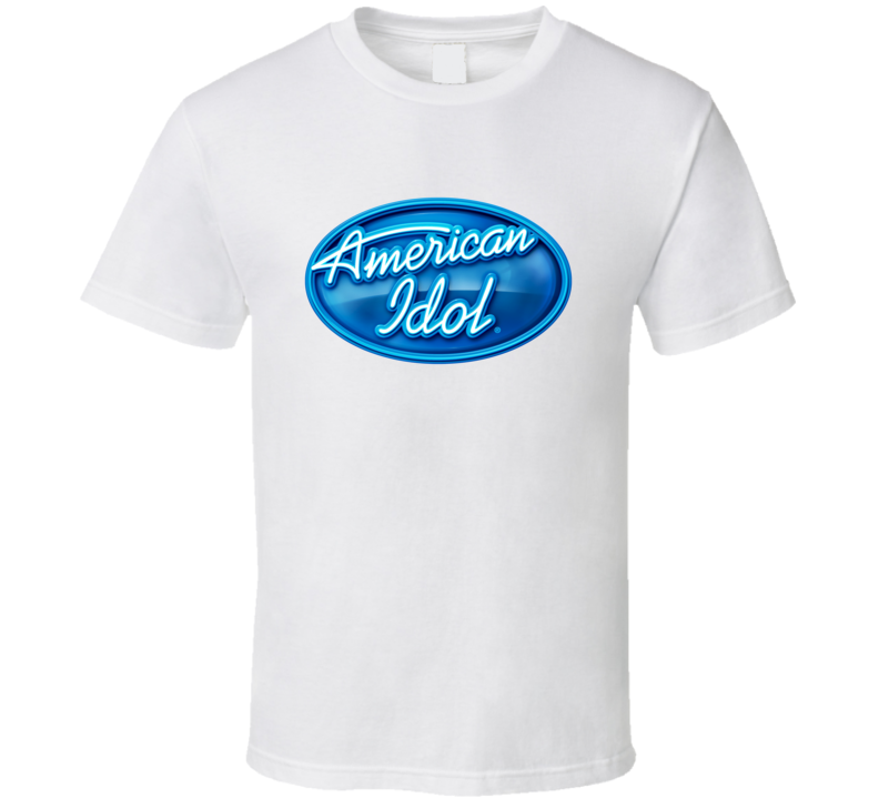 American Idol Logo Fan T Shirt